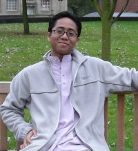 Ahmad from Malaysia, BSc Chemistry
