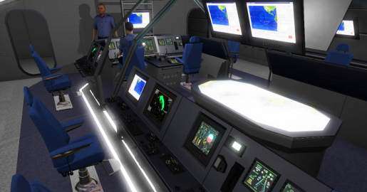 A New Command Space Design Tool for the Royal Navy