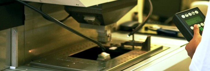 micro machining centre