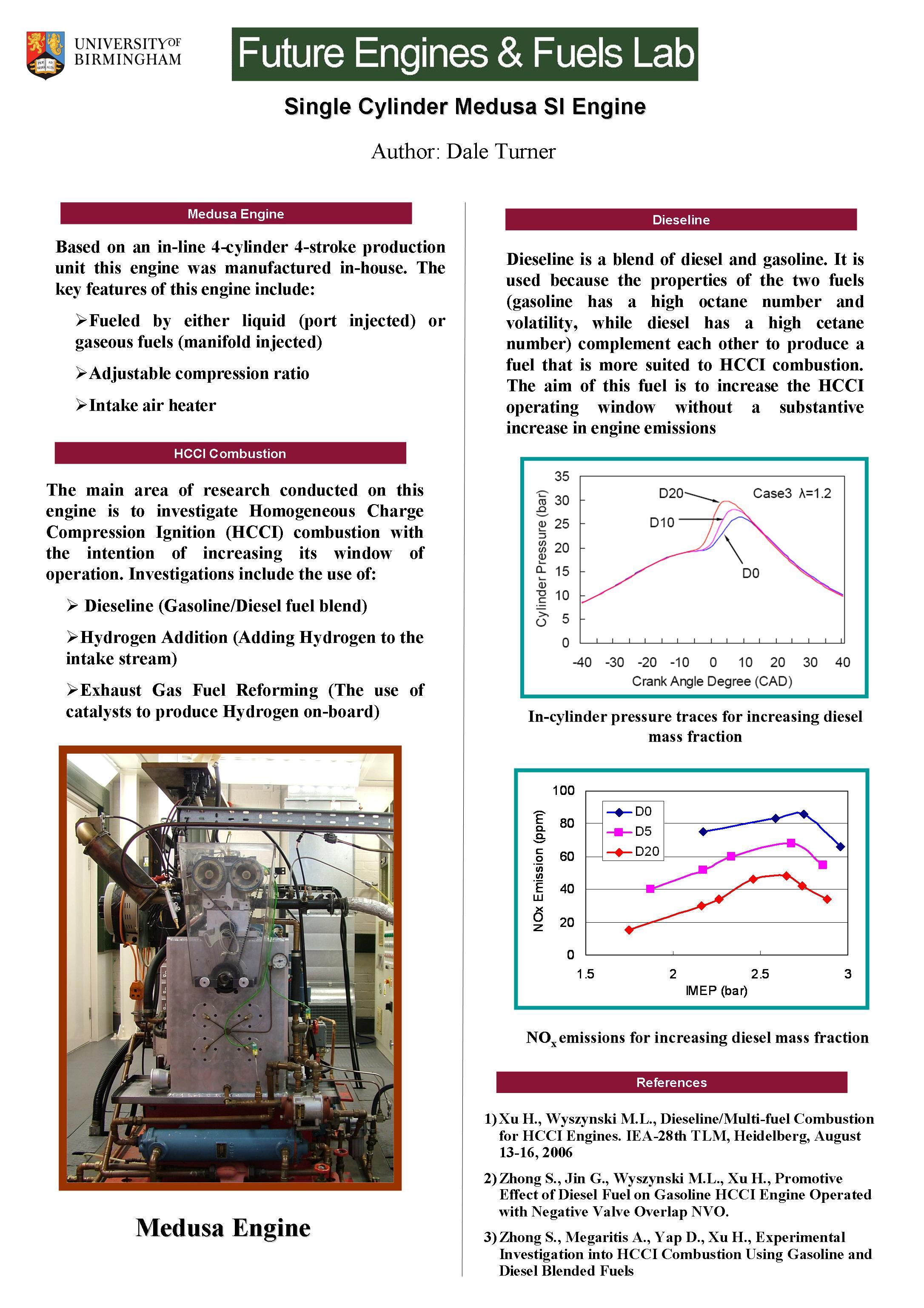 diesel engine research paper