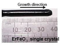 growth direction