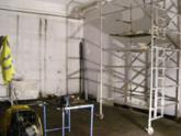 Ultra Cold Atoms laboratory refurbishment in progress