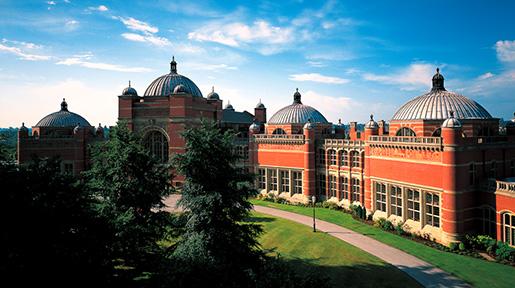 英國伯明翰大學工程與科學系所