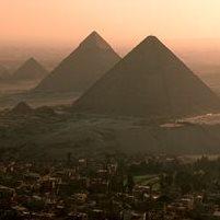 Egypt pyramids