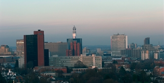Live and work in Birmingham