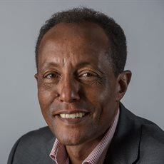 Photograph of Dr Tarek Hiwot