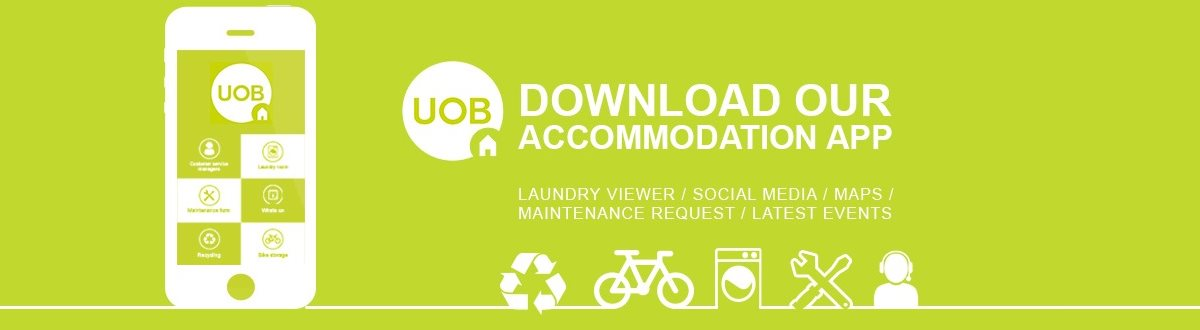 University of Birmingham Accommodation App