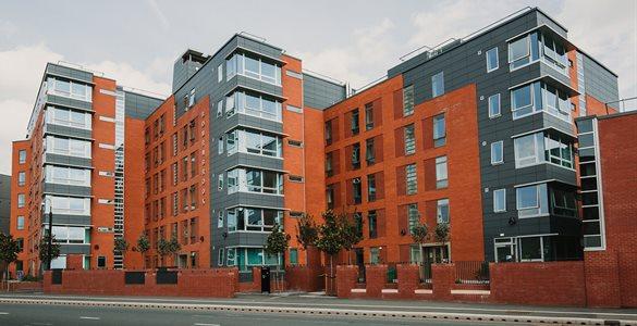 Selly Oak Village - University of Birmingham