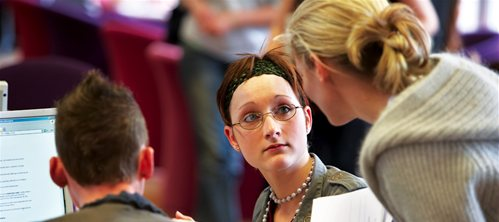 See if the Careers and Employability Centre can help you