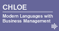 Chloe Alexander - Modern Languages with Business Management
