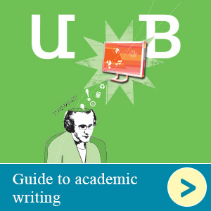 Guide to academic writing