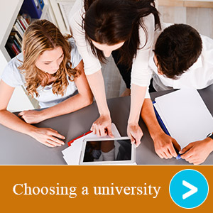 Helping your son or daughter choose a university