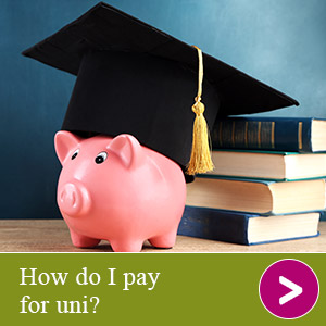 How do I pay for uni?