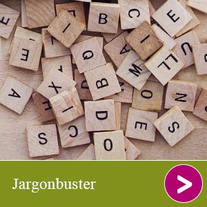 Jargonbuster