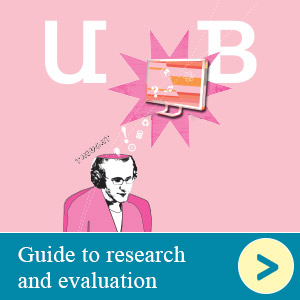 Guide to research and evaluation