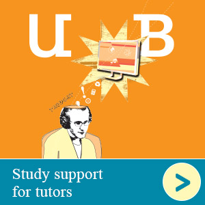 Study support for tutors