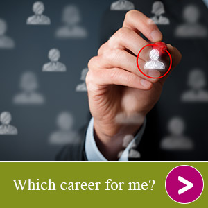 Which career for me?