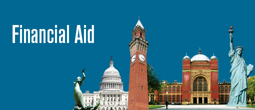 financial aid web banner
