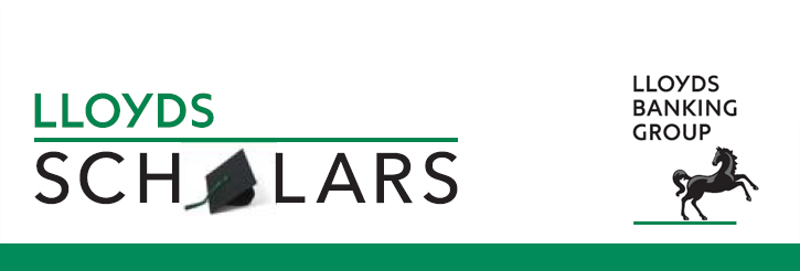 The Lloyds Scholars programme - an exciting new opportunity