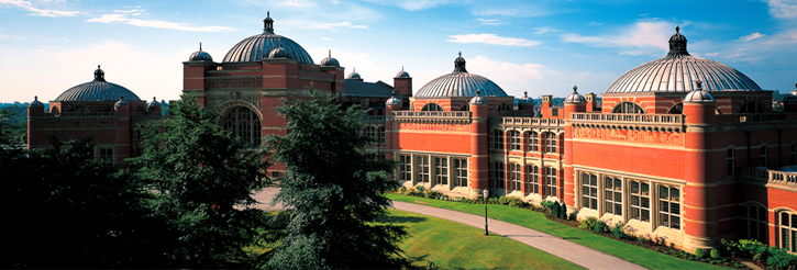 Aston Webb, Edgbaston campus