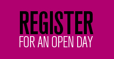 Register for an Open Day