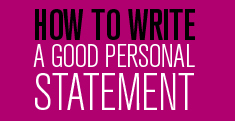write-a-personal-statement