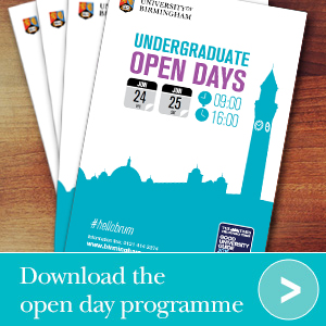 Download the open day programme