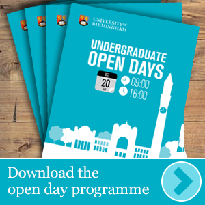 Download the 2018 open day programme