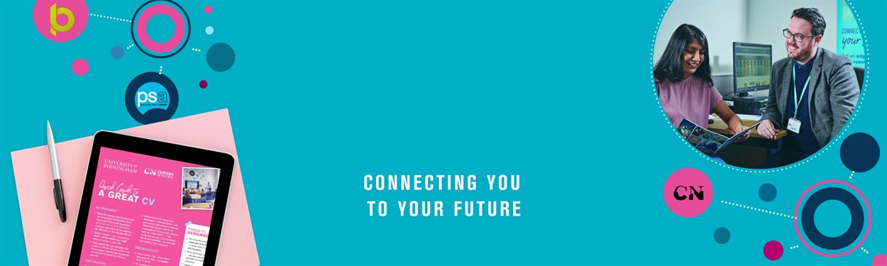 Connecting you to your future