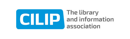 The Library and Information Association logo