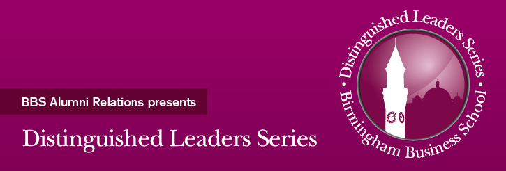 The Birmingham MBA leaders series
