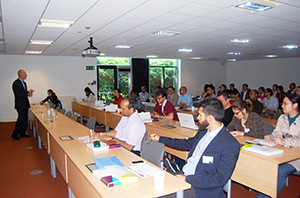 Midlands Doctoral Colloqium event