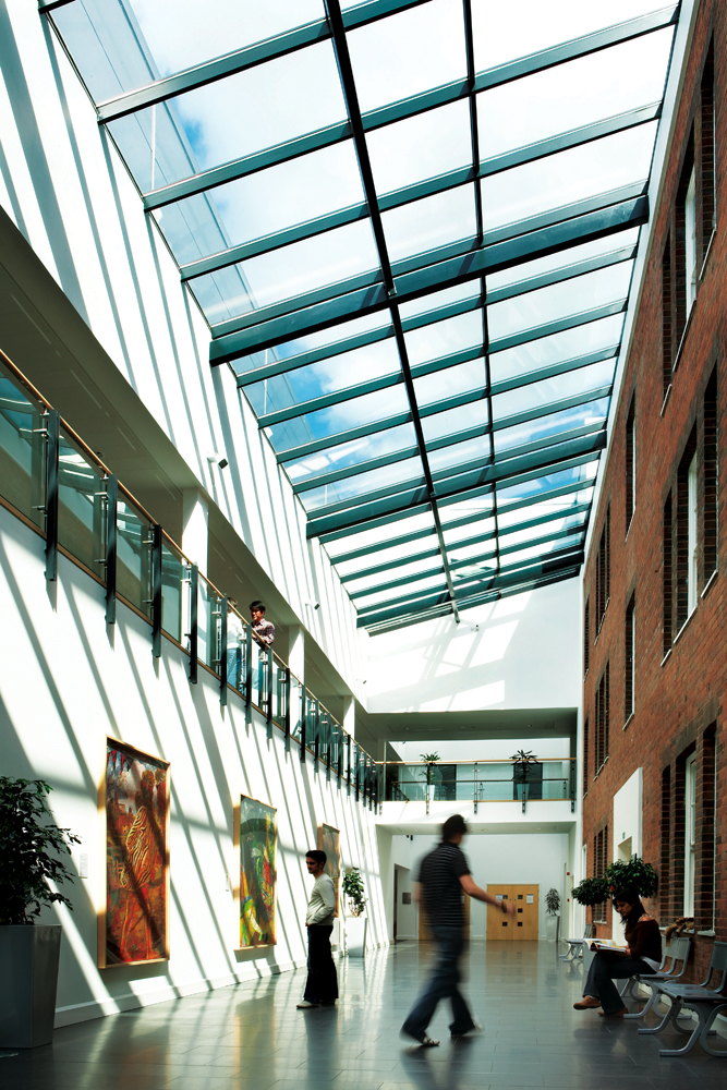 Business School Atrium