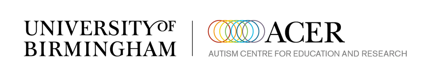 Autism Centre for Education adn Research (ACER) - University of Birmingham