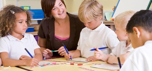 teacher training coursework