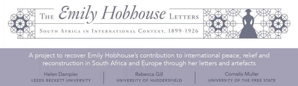 Emily Hobhouse letters