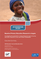 Education in Angola Report