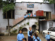 Secondary school in Nepal