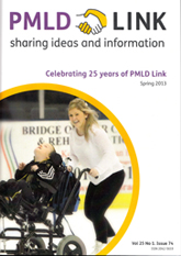 PMLD Link - Sharing ideas and information