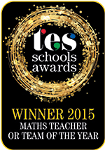 Maths Team of the year 2015