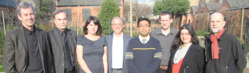 ESRC Seminar Series - organisers with international participants