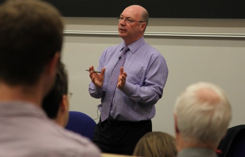 Alistair Burt MP, Parliamentary Under Secretary of State, Foreign and Commonwealth Office