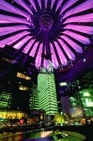 Sony centre, Berlin.