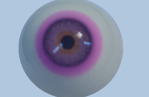 New development in contact lenses for red-green colour blindness using simple dye