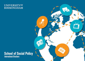 School of Social Policy international brochure