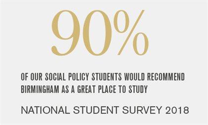 2017 national student survey