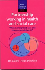 Partnership working in health and social care