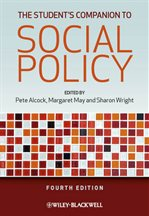 Student's Companion to Social Policy (4th edition)