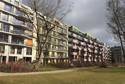 Co-housing scheme near Tempelhof, Berlin