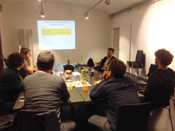 Research workshop on collaborative housing in Vienna